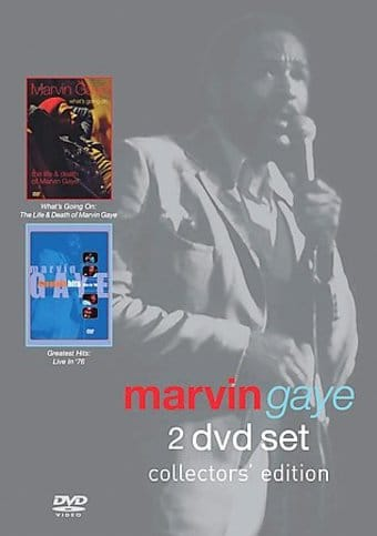 Marvin Gaye - What's Going On / Greatest Hits: