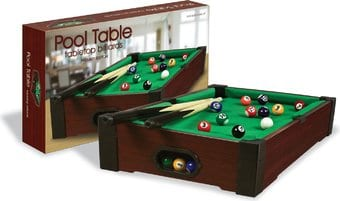 Pool Table - Tabletop Pool Table