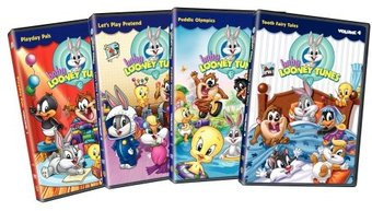 Baby Looney Tunes, Volumes 1-4