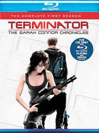 Sarah Connor Chronicles - Complete 1st Season