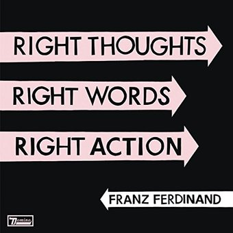 Right Thoughts Right Words Right Action (180GV)