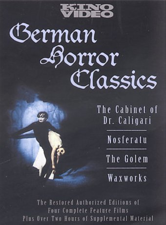German Horror Classics (Cabinet of Dr. Caligari /