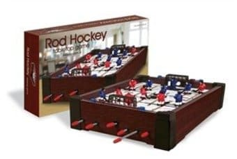 Game - Tabletop Rod Hockey Game