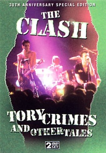 The Clash - Tory Crimes and Other Tales (2-DVD)
