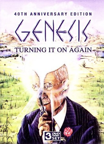 Turning It On Again (3-DVD)