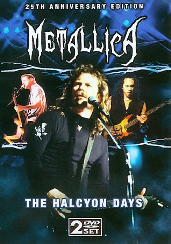 Metallica - The Halcyon Years (2-DVD)