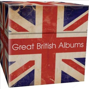 Great British Albums (20-CD)