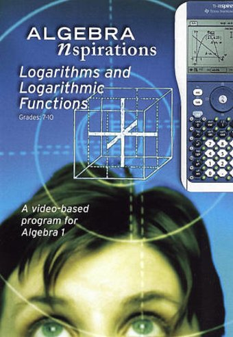 Algebra Nspirations: Logarithms and Logarithmic