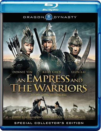 An Empress & the Warriors (Blu-ray)