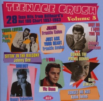 Teenage Crush, Volume 5