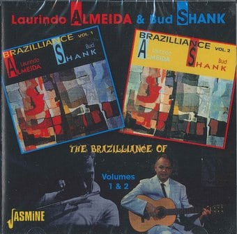 The Brazilliance of Laurindo Almeida and Bud