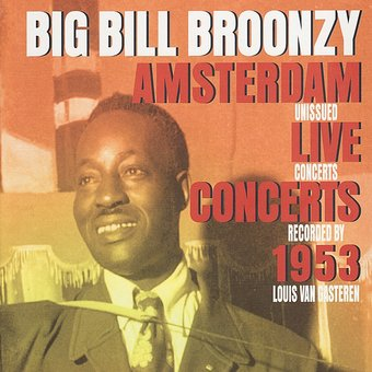 Amsterdam Live Concerts 1953 (2-CD)