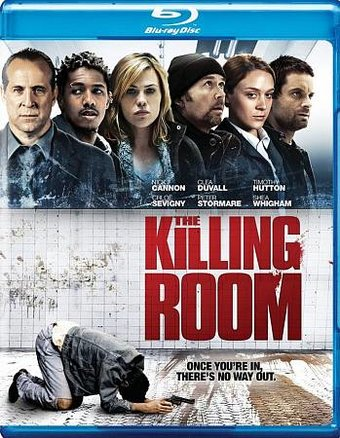 The Killing Room (Blu-ray)