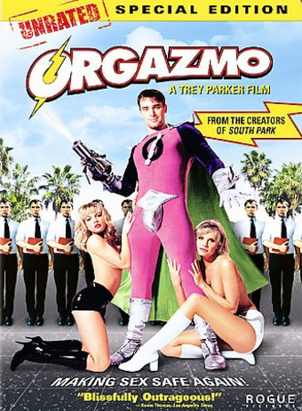 Orgazmo (Special Edition Includes Movie Money)