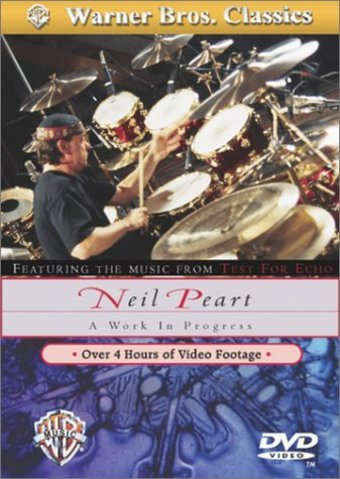 Neil Peart - A Work in Progress (2-DVD)
