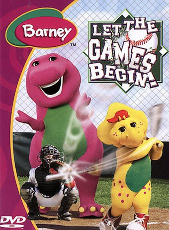 Barney - Ready, Set Play!