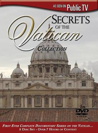 Secrets of the Vatican - Collection (5-DVD)