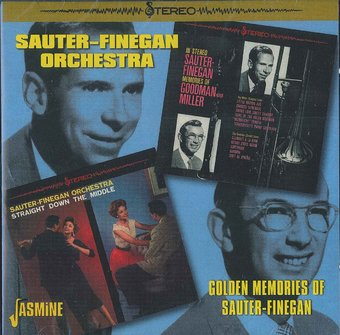 Golden Memories of Sauter-Finegan