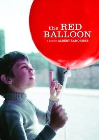 The Red Balloon (French, Subtitled in English)