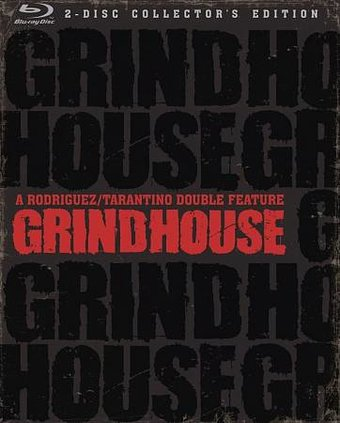 Grindhouse (Blu-ray, Special Edition)