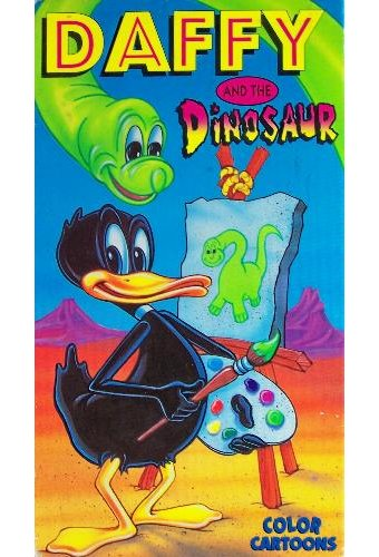 Daffy and the Dinosaur