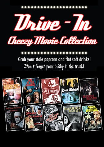 Drive-In Cheezy Movie Collection (12-DVD)