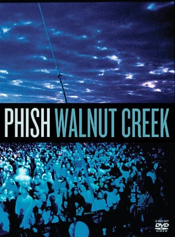 Phish - Walnut Creek (2-DVD)