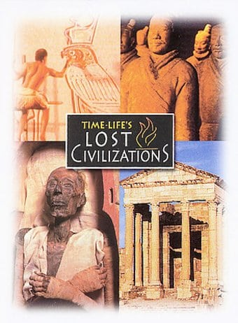 Lost Civilizations - Complete Set (4-DVD)