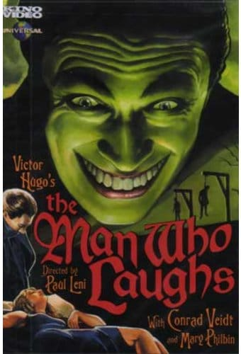 The Man Who Laughs (Silent)