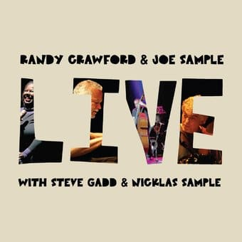 Live with Steve Gadd & Nicklas Sample