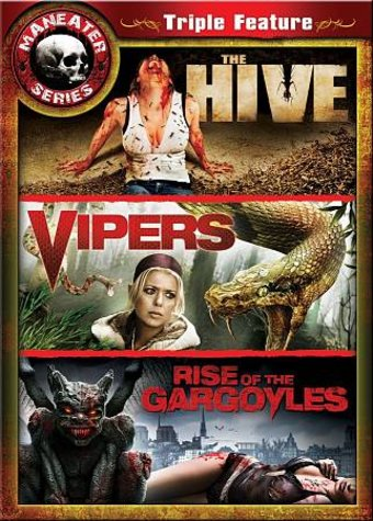 Maneater Series: The Hive / Vipers / Rise of the Gargoyles ...