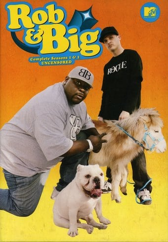 Rob & Big - Complete 1st & 2nd Seasons