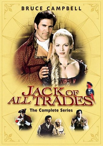 Jack of All Trades - Complete Series (3-DVD)