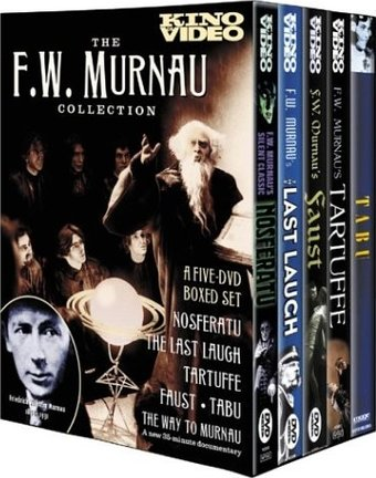 F.W. Murnau Collection (Nosferatu / The Last