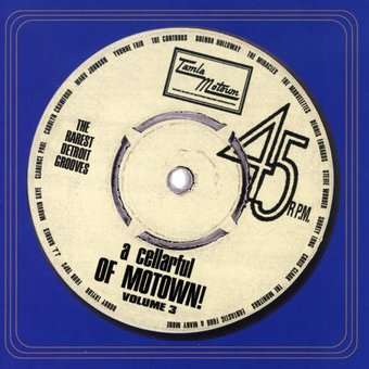 A Cellarful of Motown, Volume 3 (2-CD)