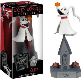 The Nightmare Before Christmas - Zero Bobble Head