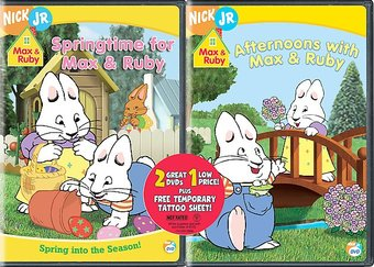 Max & Ruby - Springtime for Max & Ruby /