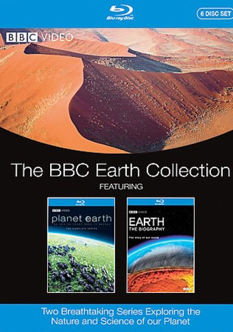 Planet Earth / Earth - The Biography Collection