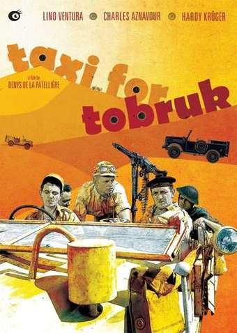 Taxi for Tobruk (Widescreen)