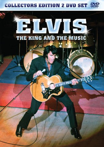 Elvis: The King and the Music (2-DVD)