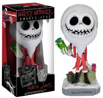 The Nightmare Before Christmas - Santa Jack
