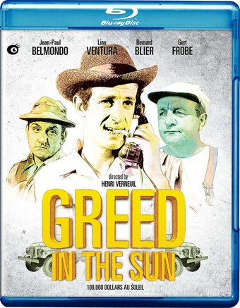 Greed in the Sun (Blu-ray)