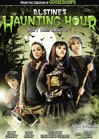 R.L. Stine's The Haunting Hour: Don't Think About
