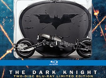 The Dark Knight (Blu-ray, Gift Box)