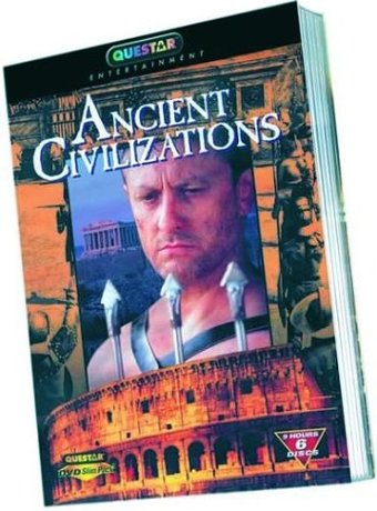Ancient Civilizations - 6 Pack (6-DVD Slim Pack)