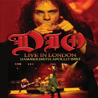 Live in London: Hammersmith Apollo 1993 (2-CD)