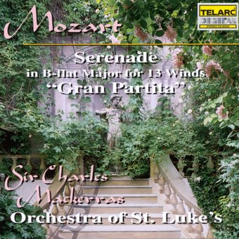 Mozart: Serenade In B-flat Major For 13 Winds,