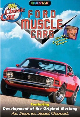 Cars - Ford Muscle Cars