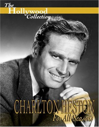 The Hollywood Collection - Charlton Heston: For