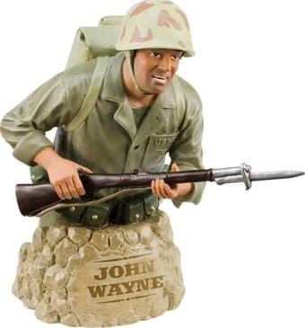 John Wayne - Sands of Iwo Jima - Limited Edition